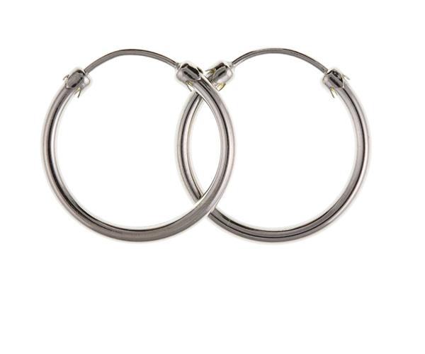 Planet Gold - Gold Earrings - Hoops