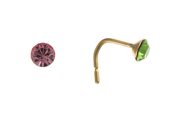 Planet Gold - Gold Nose Stud