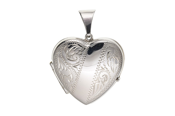 Planet Gold - Silver Locket - Family
